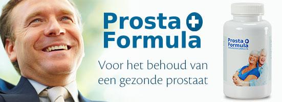 Prostaat gezond houden met onze producten