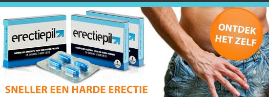 Natuurlijke erectiepillen en erectiemiddelen kopen