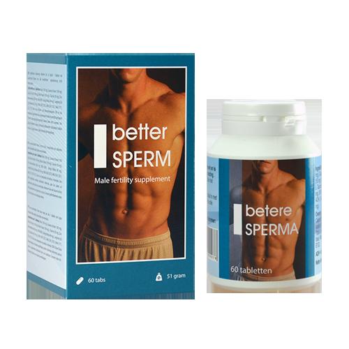 Betere Sperma 3x