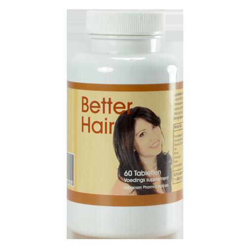 Better Hair Vrouw 3x