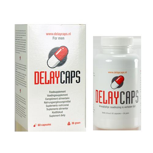 Delaycaps 3x