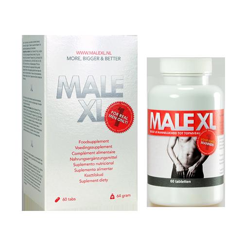 Male XL 3x