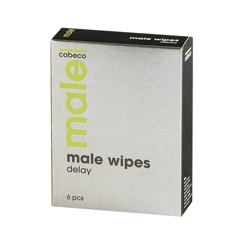 Male Delay Wipes 2x