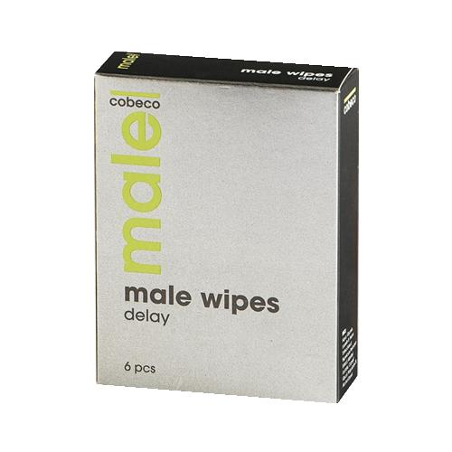 Male Delay Wipes 2x