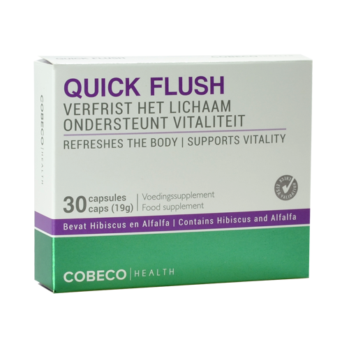 Quick Flush 3x