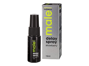 Male Delay Spray Strawberry