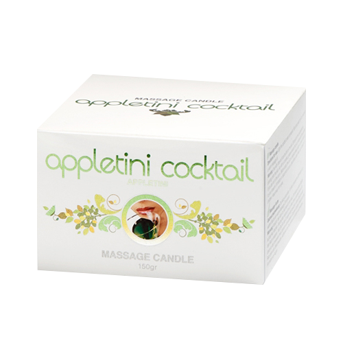 Massage Candle Appletini Cocktail