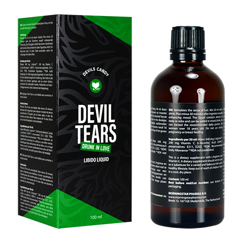 Devils Candy Devil Tears