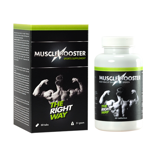 Muscle Booster 3x