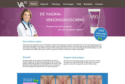 Vaginaverjonging