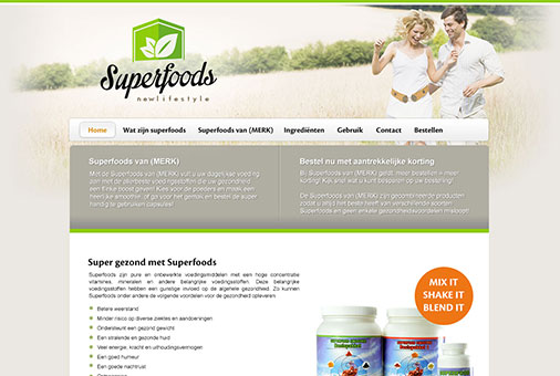 Superfood products